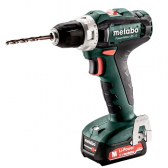 Akutrell PowerMaxx BS 12 / 2x2,0 Ah, Metabo
