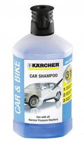 Autošampoon Plug 'n' Clean 3-in-1, 1 L, Kärcher