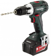 Akutrell BS 18 LT / 2x4,0 Ah, Metabo