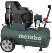 Kompressor Basic 250-24 W OF, õlivaba, Metabo