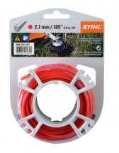Trimmitamiil 2,7 mm x 9,8 m Quiet, STIHL